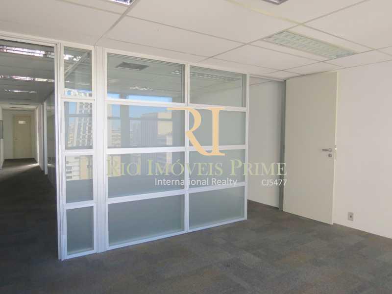 SALAS - Andar 359m² para venda e aluguel Avenida Rio Branco,Centro, Rio de Janeiro - R$ 2.706.000 - RPAN00002 - 13