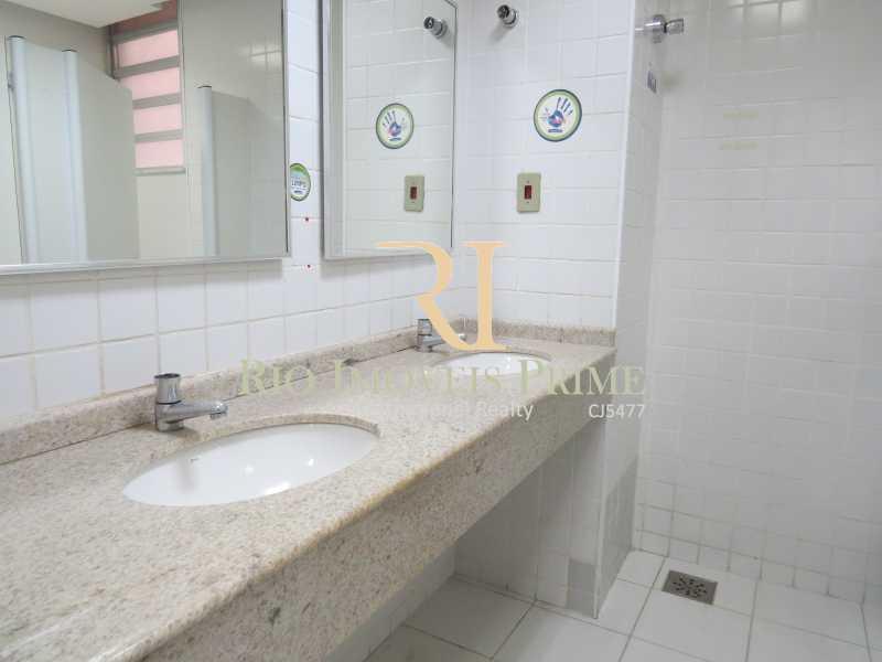 15 BANHEIRO FEMININO - Andar 359m² para venda e aluguel Avenida Rio Branco,Centro, Rio de Janeiro - R$ 2.706.000 - RPAN00002 - 16