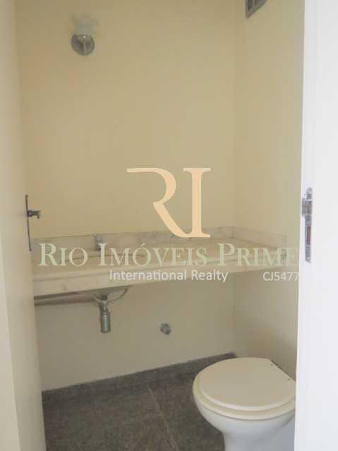 BANHEIRO MASCULINO - Andar 400m² para venda e aluguel Avenida Rio Branco,Centro, Rio de Janeiro - R$ 2.655.000 - RPAN00003 - 12