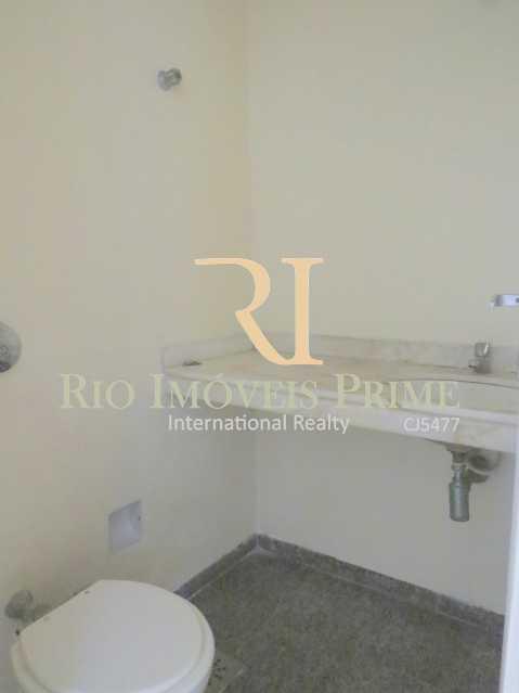 BANHEIRO FEMININO - Andar 400m² para venda e aluguel Avenida Rio Branco,Centro, Rio de Janeiro - R$ 2.655.000 - RPAN00003 - 13
