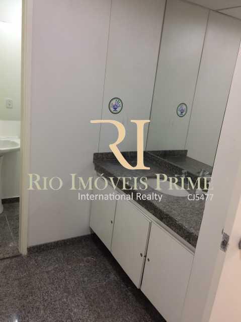 BANHEIRO - Andar 400m² para venda e aluguel Avenida Rio Branco,Centro, Rio de Janeiro - R$ 2.655.000 - RPAN00003 - 11