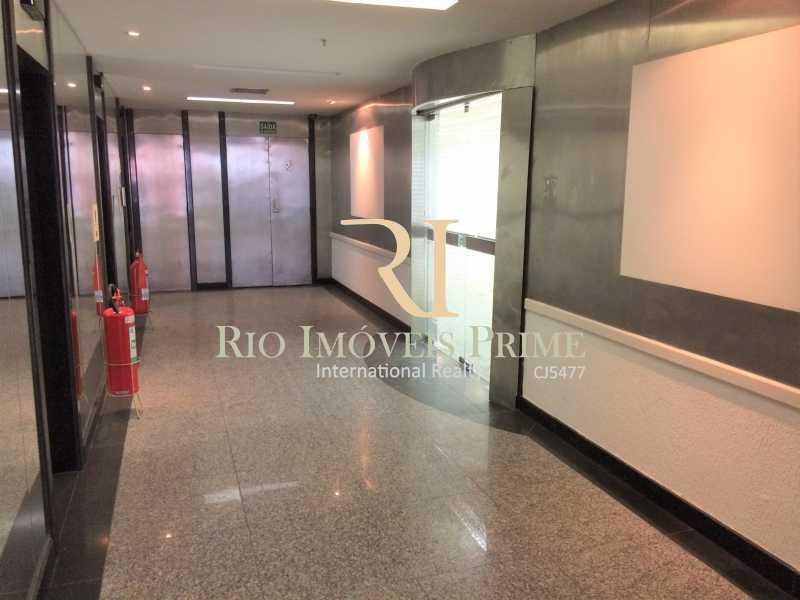 HALL DOS ELEVADORES - Andar 354m² para venda e aluguel Avenida Rio Branco,Centro, Rio de Janeiro - R$ 2.655.000 - RPAN00004 - 15