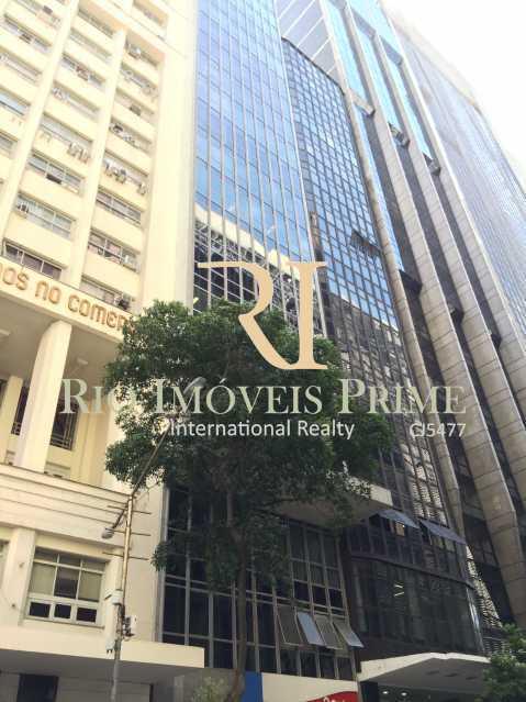FACHADA PRÉDIO - Andar 354m² para venda e aluguel Avenida Rio Branco,Centro, Rio de Janeiro - R$ 2.655.000 - RPAN00004 - 16