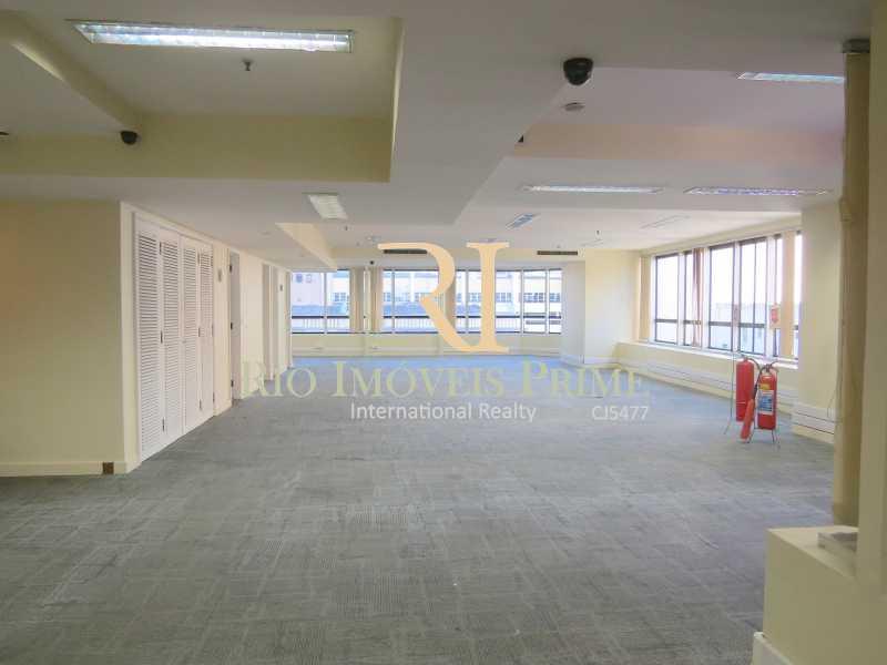 SALÃO - Sala Comercial 175m² para venda e aluguel Rua da Assembléia,Centro, Rio de Janeiro - R$ 1.217.000 - RPSL00009 - 3