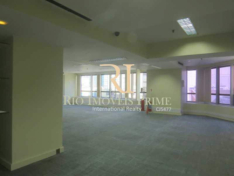 SALÃO - Sala Comercial 175m² para venda e aluguel Rua da Assembléia,Centro, Rio de Janeiro - R$ 1.217.000 - RPSL00009 - 4
