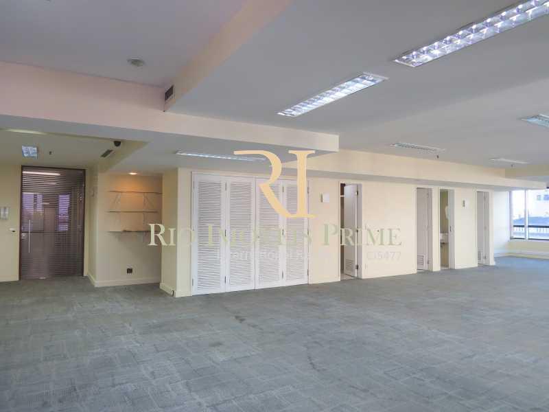 SALÃO - Sala Comercial 175m² para venda e aluguel Rua da Assembléia,Centro, Rio de Janeiro - R$ 1.217.000 - RPSL00009 - 7