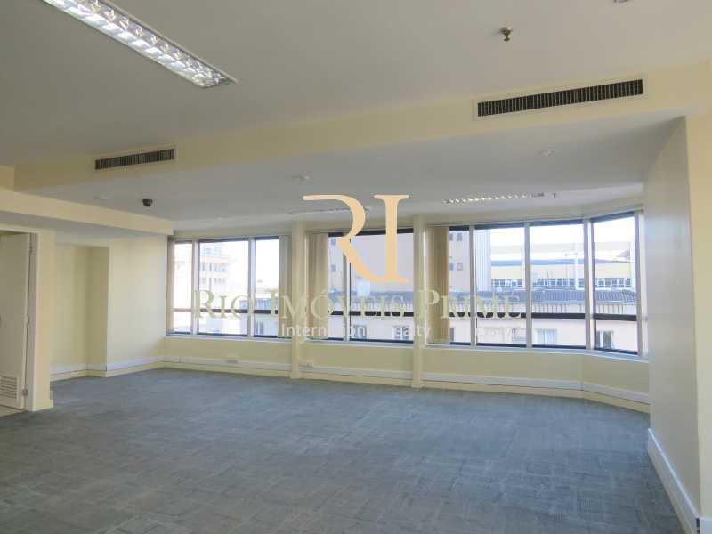 SALÃO - Sala Comercial 175m² para venda e aluguel Rua da Assembléia,Centro, Rio de Janeiro - R$ 1.217.000 - RPSL00009 - 8