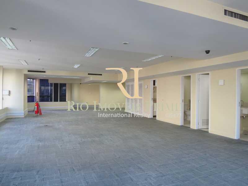SALÃO - Sala Comercial 175m² para venda e aluguel Rua da Assembléia,Centro, Rio de Janeiro - R$ 1.217.000 - RPSL00009 - 9
