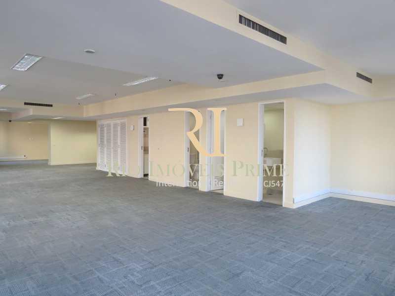 SALÃO - Sala Comercial 175m² para venda e aluguel Rua da Assembléia,Centro, Rio de Janeiro - R$ 1.217.000 - RPSL00009 - 10