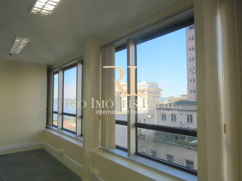 VISTA - Sala Comercial 175m² para venda e aluguel Rua da Assembléia,Centro, Rio de Janeiro - R$ 1.217.000 - RPSL00009 - 11
