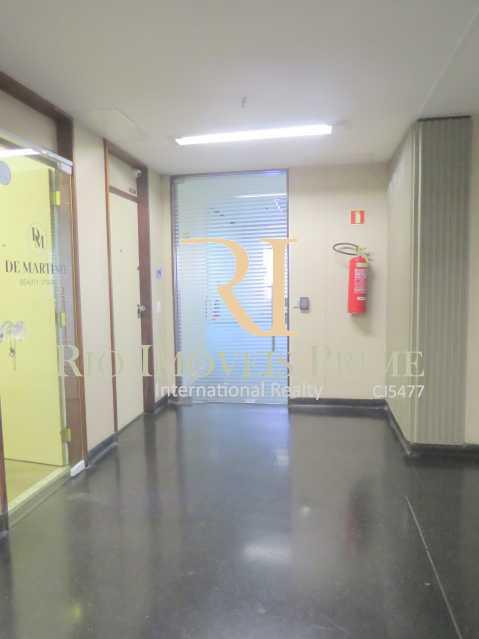 HALL ELEVADORES - Sala Comercial 175m² para venda e aluguel Rua da Assembléia,Centro, Rio de Janeiro - R$ 1.217.000 - RPSL00009 - 12