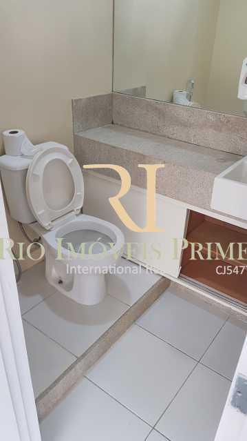 Banheiro - Sala Comercial 175m² para venda e aluguel Rua da Assembléia,Centro, Rio de Janeiro - R$ 1.217.000 - RPSL00009 - 13