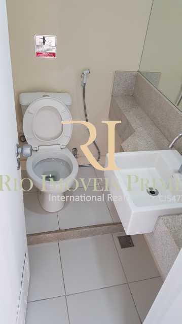 Banheiro - Sala Comercial 175m² para venda e aluguel Rua da Assembléia,Centro, Rio de Janeiro - R$ 1.217.000 - RPSL00009 - 14