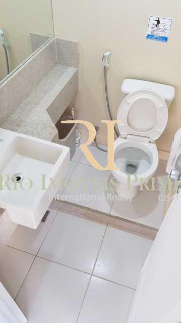 Banheiro - Sala Comercial 175m² para venda e aluguel Rua da Assembléia,Centro, Rio de Janeiro - R$ 1.217.000 - RPSL00009 - 15