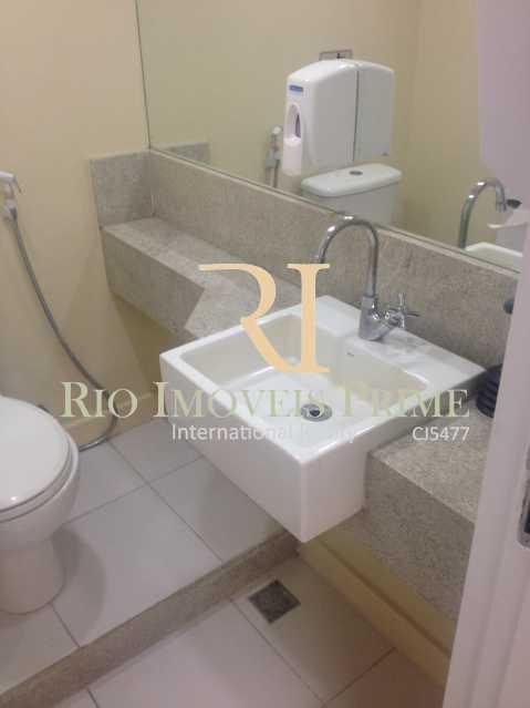 Banheiro - Sala Comercial 175m² para venda e aluguel Rua da Assembléia,Centro, Rio de Janeiro - R$ 1.217.000 - RPSL00009 - 16