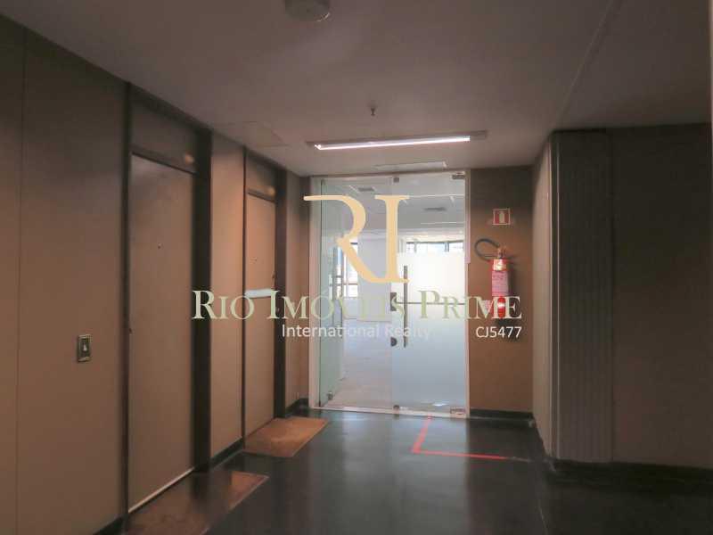 HALL ELEVADORES - Sala Comercial 175m² para venda e aluguel Rua da Assembléia,Centro, Rio de Janeiro - R$ 1.385.000 - RPSL00010 - 11