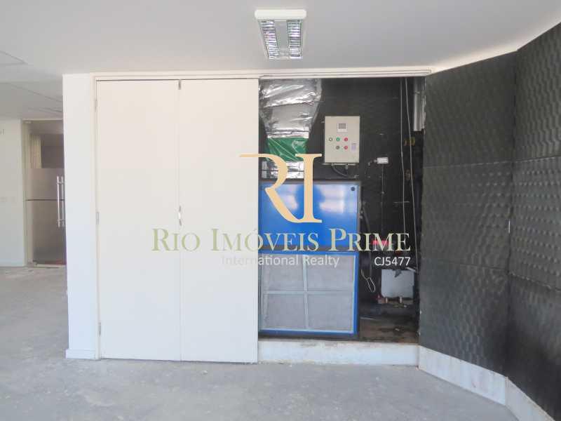SALA AR CONDICIONADO - Sala Comercial 175m² para venda e aluguel Rua da Assembléia,Centro, Rio de Janeiro - R$ 1.385.000 - RPSL00010 - 19