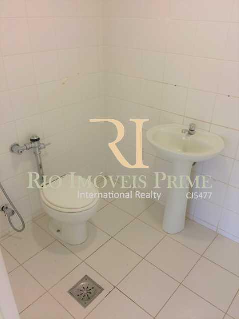 Banheiro - Sala Comercial 175m² para venda e aluguel Rua da Assembléia,Centro, Rio de Janeiro - R$ 1.385.000 - RPSL00010 - 18