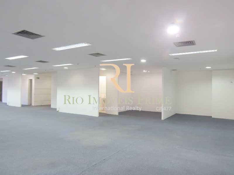 SALÃO - Andar 322m² para venda e aluguel Rua Primeiro de Março,Centro, Rio de Janeiro - R$ 2.184.000 - RPAN00005 - 5