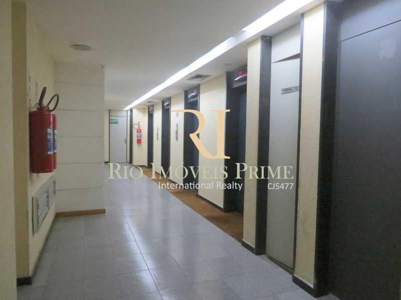 HALL ELEVADORES - Andar 322m² para venda e aluguel Rua Primeiro de Março,Centro, Rio de Janeiro - R$ 2.184.000 - RPAN00006 - 18