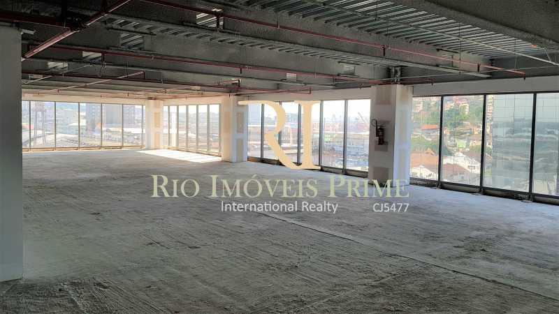 SALA - Sala Comercial 511m² para venda e aluguel Santo Cristo, Rio de Janeiro - R$ 5.810.700 - RPSL00017 - 7