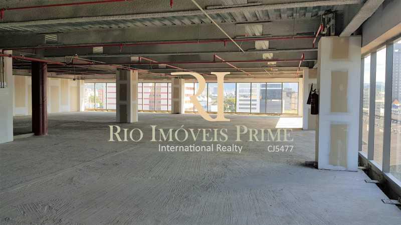 SALA - Sala Comercial 511m² para venda e aluguel Santo Cristo, Rio de Janeiro - R$ 5.810.700 - RPSL00017 - 8