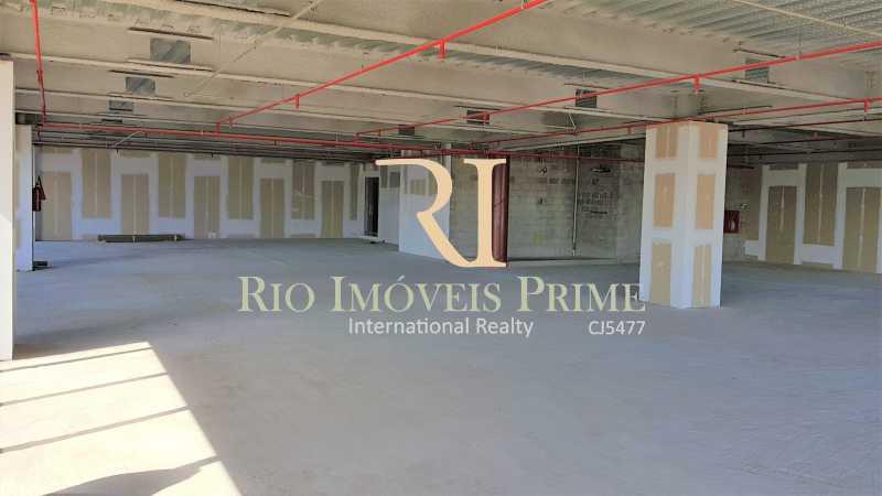 SALA - Sala Comercial 511m² para venda e aluguel Santo Cristo, Rio de Janeiro - R$ 5.810.700 - RPSL00017 - 11