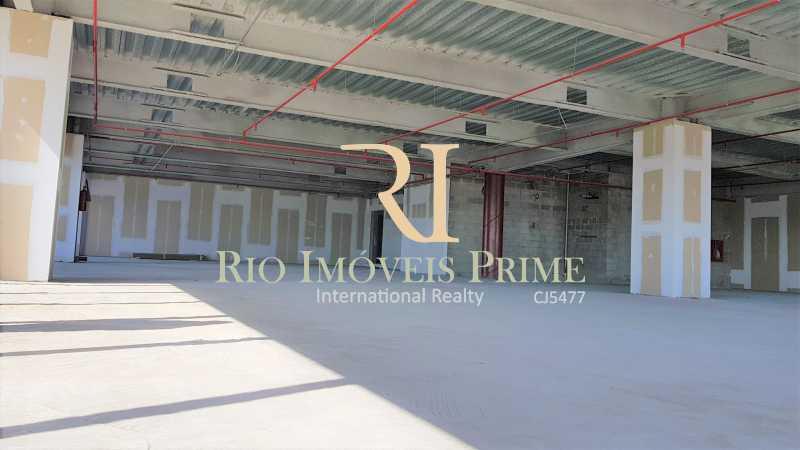 SALA - Sala Comercial 511m² para venda e aluguel Santo Cristo, Rio de Janeiro - R$ 5.810.700 - RPSL00017 - 13