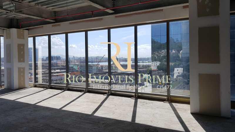 SALA - Sala Comercial 511m² para venda e aluguel Santo Cristo, Rio de Janeiro - R$ 5.810.700 - RPSL00017 - 4