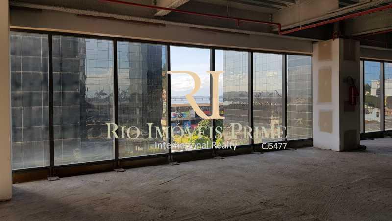 SALA - Sala Comercial 511m² para venda e aluguel Santo Cristo, Rio de Janeiro - R$ 5.810.700 - RPSL00017 - 5