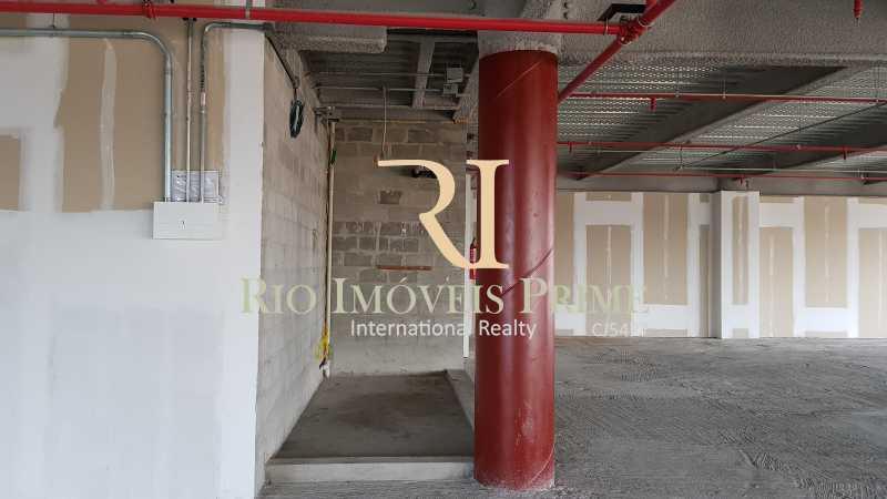 SALA - Sala Comercial 511m² para venda e aluguel Santo Cristo, Rio de Janeiro - R$ 5.810.700 - RPSL00017 - 20