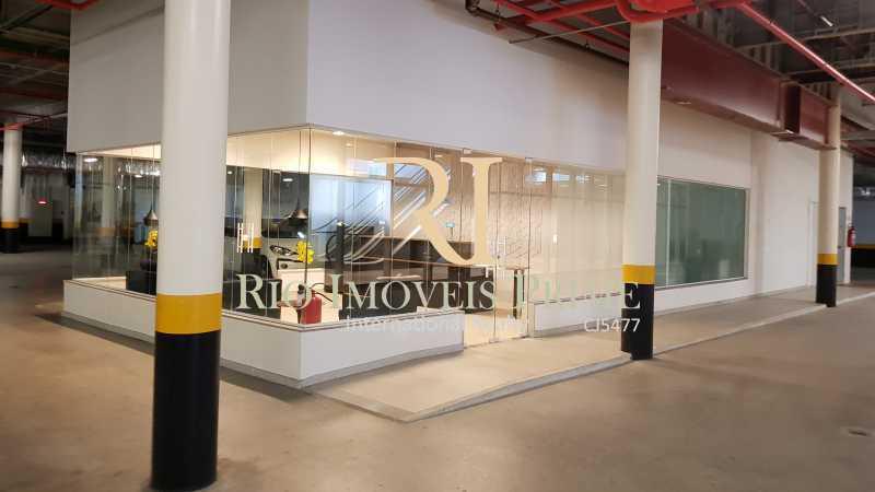 RECEPÇÃO - Sala Comercial 511m² para venda e aluguel Santo Cristo, Rio de Janeiro - R$ 5.810.700 - RPSL00017 - 23