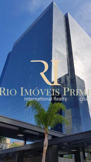 FACHADA - Sala Comercial 511m² para venda e aluguel Santo Cristo, Rio de Janeiro - R$ 5.810.700 - RPSL00017 - 1