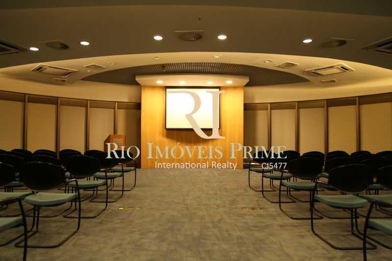 CEM - CENTRO CONVENÇÕES2 - Sala Comercial 462m² para alugar Botafogo, Rio de Janeiro - R$ 43.890 - RPSL00016 - 6