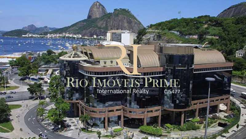 CEM - CENTRO EMPRESARIAL MOURI - Sala Comercial 462m² para alugar Botafogo, Rio de Janeiro - R$ 43.890 - RPSL00016 - 1