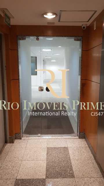 sala - Sala Comercial 462m² para alugar Botafogo, Rio de Janeiro - R$ 43.890 - RPSL00016 - 7