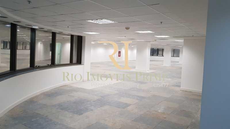 sala - Sala Comercial 462m² para alugar Botafogo, Rio de Janeiro - R$ 43.890 - RPSL00016 - 8