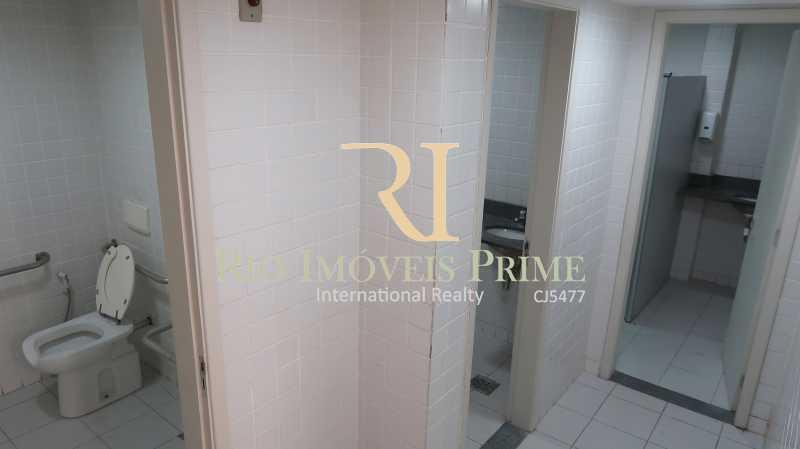 WC - Loja 1013m² para venda e aluguel Rua Conde de Baependi,Catete, Rio de Janeiro - R$ 7.500.000 - RPLJ00002 - 8