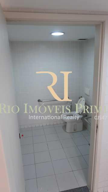 WC - Loja 1013m² para venda e aluguel Rua Conde de Baependi,Catete, Rio de Janeiro - R$ 7.500.000 - RPLJ00002 - 9