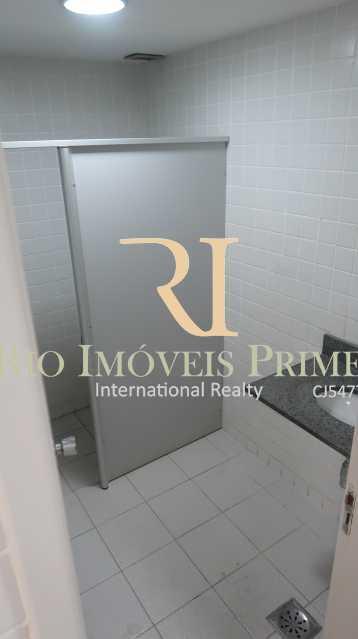 WC - Loja 1013m² para venda e aluguel Rua Conde de Baependi,Catete, Rio de Janeiro - R$ 7.500.000 - RPLJ00002 - 10