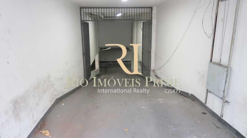 ACESSO GARAGEM - Loja 1013m² para venda e aluguel Rua Conde de Baependi,Catete, Rio de Janeiro - R$ 7.500.000 - RPLJ00002 - 23