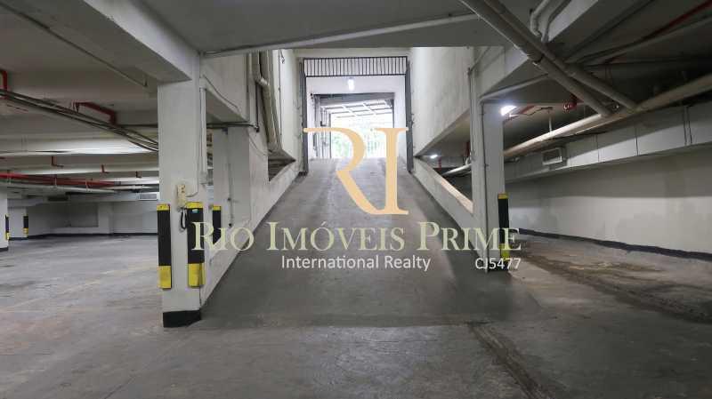 GARAGEM - Loja 1013m² para venda e aluguel Rua Conde de Baependi,Catete, Rio de Janeiro - R$ 7.500.000 - RPLJ00002 - 19