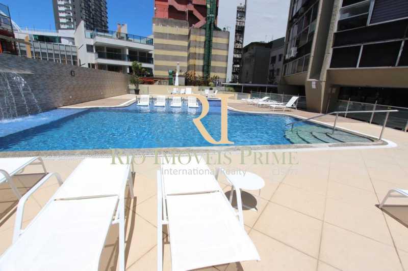 PISCINA - Flat 1 quarto para alugar Leblon, Rio de Janeiro - R$ 4.000 - RPFL10069 - 17
