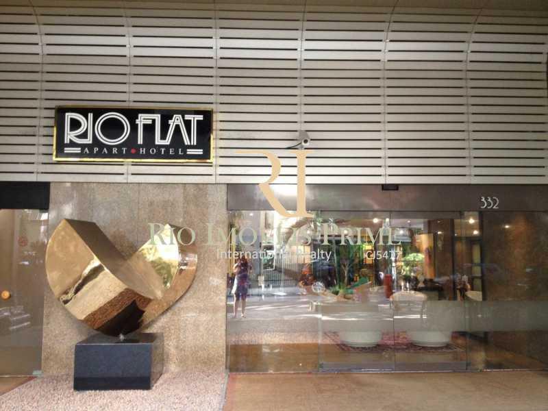 ENTRADA FLAT - Flat 1 quarto para alugar Leblon, Rio de Janeiro - R$ 4.000 - RPFL10069 - 19