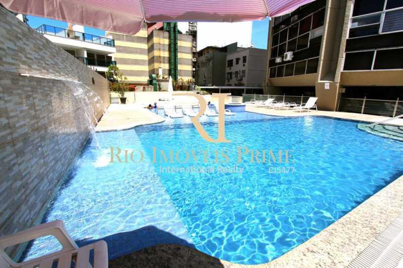 PISCINA - Flat 1 quarto para alugar Leblon, Rio de Janeiro - R$ 4.000 - RPFL10069 - 16