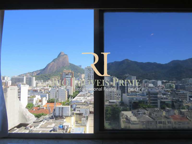 VISTA SALA - Flat 1 quarto para alugar Leblon, Rio de Janeiro - R$ 4.000 - RPFL10069 - 3