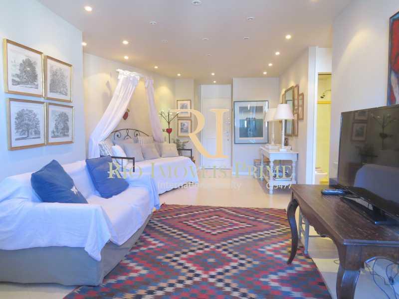 SALA - Flat 1 quarto para alugar Leblon, Rio de Janeiro - R$ 4.000 - RPFL10069 - 6