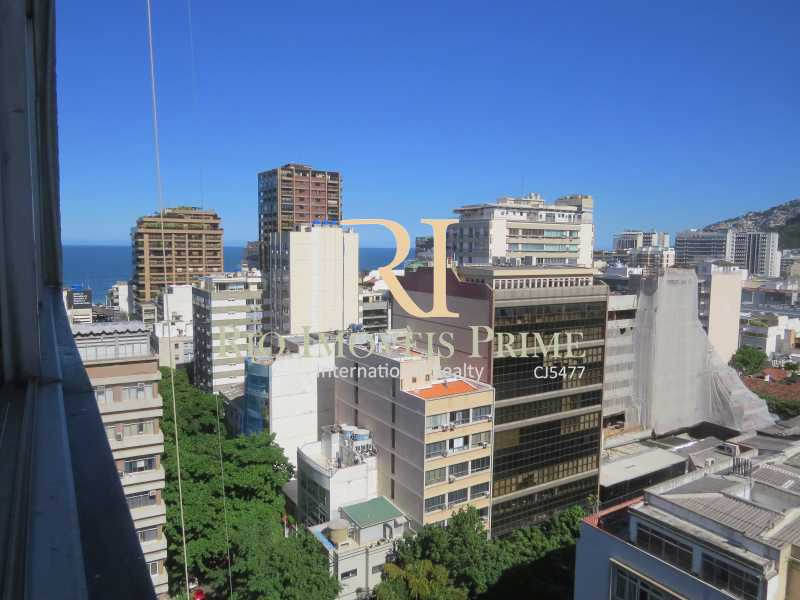 VISTA SALA - Flat 1 quarto para alugar Leblon, Rio de Janeiro - R$ 4.000 - RPFL10069 - 7