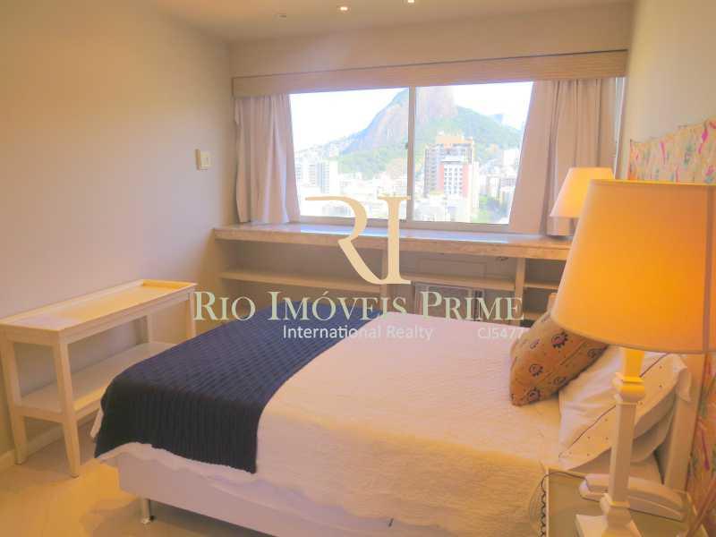 SUÍTE - Flat 1 quarto para alugar Leblon, Rio de Janeiro - R$ 4.000 - RPFL10069 - 9