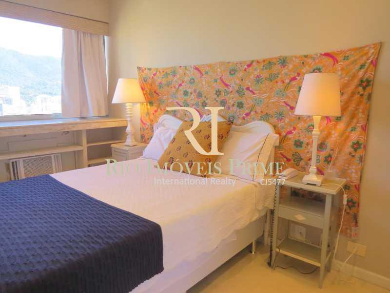 SUÍTE - Flat 1 quarto para alugar Leblon, Rio de Janeiro - R$ 4.000 - RPFL10069 - 1